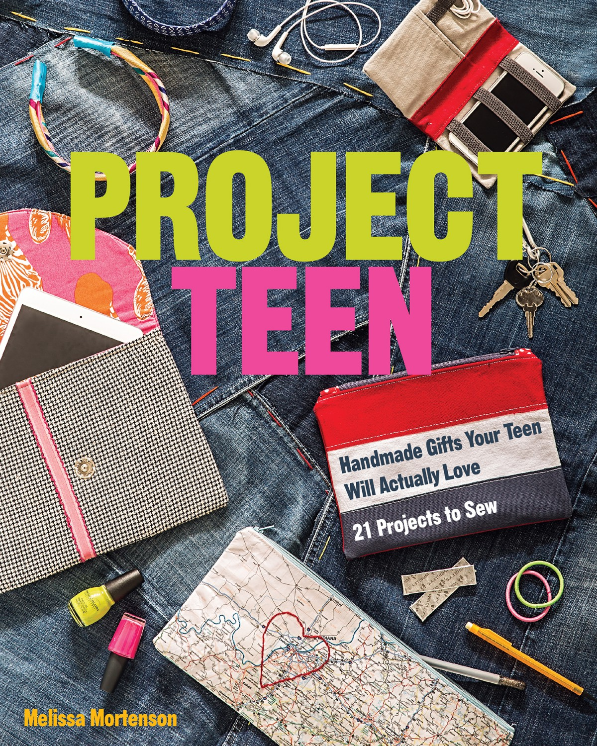 4bea54ace18 PROJECT TEEN Handmade gifts your teen will love to sew! 11053  22.50 each