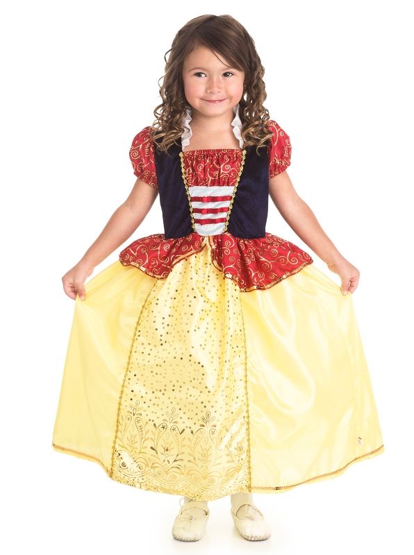 bdc41f235b685 Little Adventures GIRLS Dress SNOW WHITE PRINCESS 11321 Size S $30.00/each