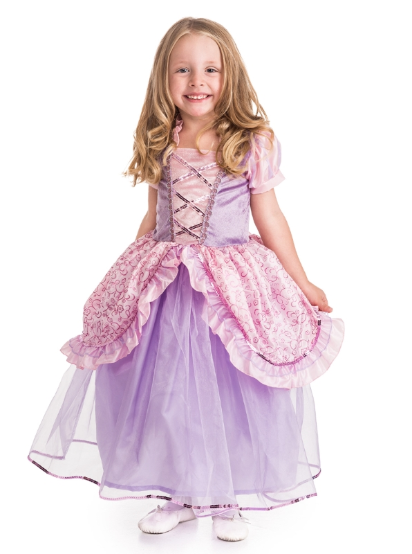 040e498ce7b Little Adventures 5 STAR RAPUNZEL PRINCESS Girls Dress 15350 $40.00/each