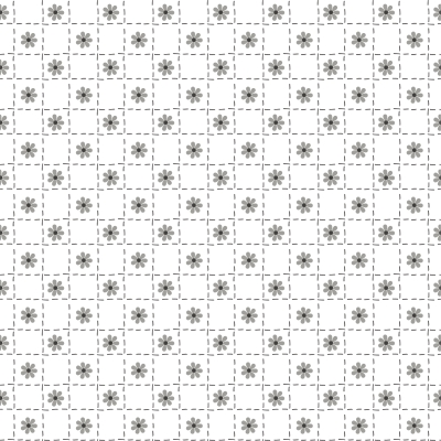 """Per Meter Voyage /""""Woof/"""" on White Background Designer Upholstery Fabric"""
