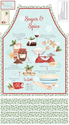 NEW Get Well Greeting Card Teddy Bears Tea Soup Blanket Apron Cute Forest