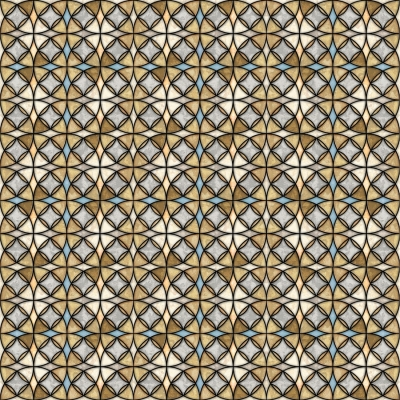 Quilting Treasures Heavenly By Dan Morris 24575 E Tan Stained Glass 9 90 Yd