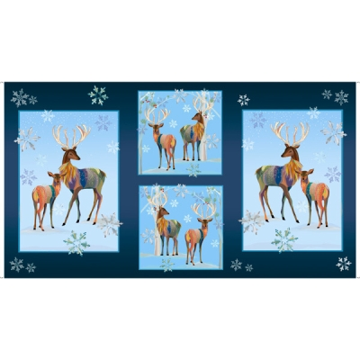 """3 X 3/"""" BAMBI reindeer forest white tail deer Disney IRON ON SEW ON PATCH"""