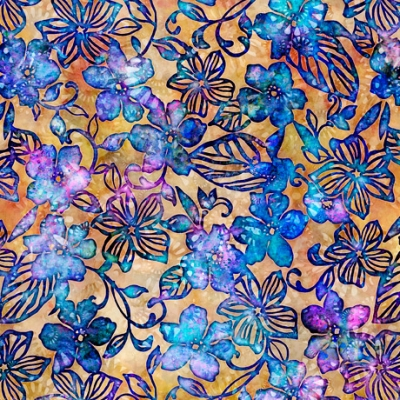 Unusual Plum Purple Color Metallic Sequin Flowers 58 wide with fabric backing ~ sold by the foot 24 flowers to the foot