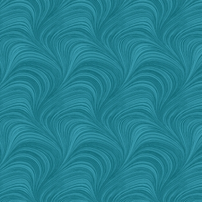 971846d1e397bf Benartex Wave Texture by Jackie Robinson 2966 54 Turquoise  10.50 yd