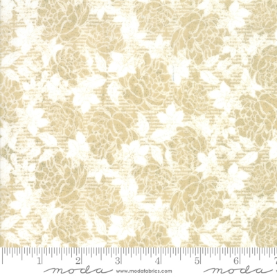 Fabric 100/% Cotton Fabric by the Yard Illusions by Marcus for Choice Tan//brn 245