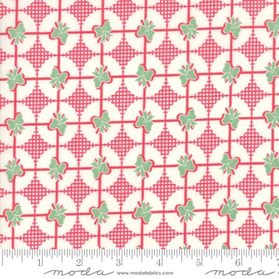 34fa75a763d Moda Sweet Christmas by Urban Chiks 31157 22 Red Bows $10.60/yd