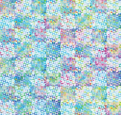 fc29e69f6e9 Moda Gradients II - Digital 33369 13D Splash Triangles $10.99/yd