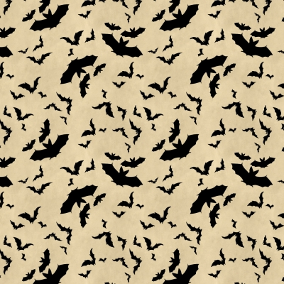 c26942c8ade427 Wilmington Come Sit a Spell by Stephanie Marrott 84398 199 Cream Bats  $9.80/yd