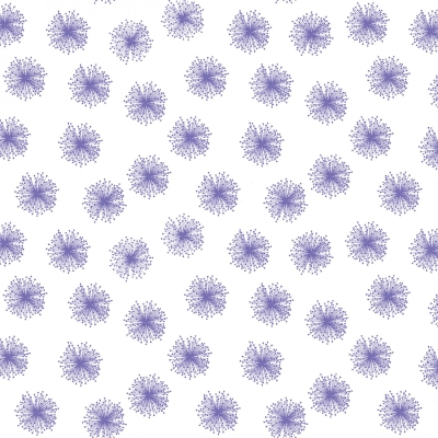 dea37ee68a4 Benartex Pearl Reflections by Kanvas 8462P 06 White/Purple Floating  Dandelion Pearlescent $10.90/yd