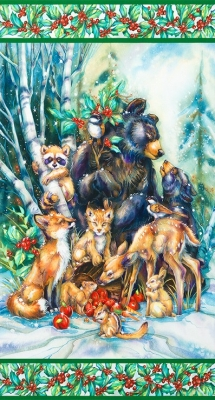 5d792fe381 Robert kaufman Season of Peace by Jody Bergsma - Digital ABK 17387 223  Panel 24