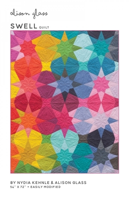 dcd7f101d4 Alison Glass AG150 Swell Quilt Pattern  11.99 each