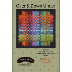 f2e3ba002f2 Over & Down Under by Bonnie Sullivan TN 1607 Over & Down Under from All  Through the Night $8.99/each