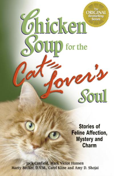 48b9fe4db Chicken Soup for the Cat Lovers Soul Book  12.95 each