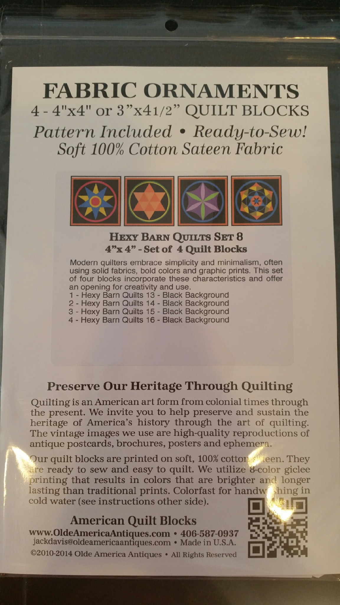 bb4fb56cd4b940 Olde America Antiques Quilt Blocks 4
