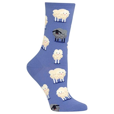 Lion Dont Lose Sleep Over The Opinions Of Sheep Crew Sock Cotton Socks Womens