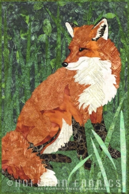 13b4e43039 Hoffman Quilt Kits HW3 115 Grass Fox  111.00 each