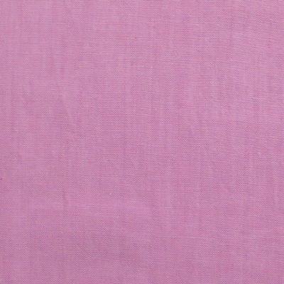 CANDY PINK EMB PURE IRISH LINEN