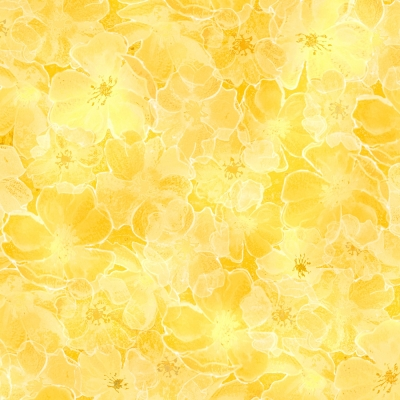 Quilt Craft Fabric POP PARADE P/&B Textiles Small Yellow Dots on Pale Yellow BTY