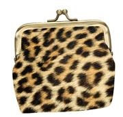 f1a525fa8658 Passion for Fashion Safari Clasp Coin Purse LEOPARD CLASP COIN Purse PF5700   5 each