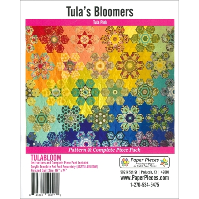 ba771e140750c Tula Pink Tula s Bloomers TULABLOOM Pattern   Complete Piece Pack  58.99  SOLD OUT MORE COMING