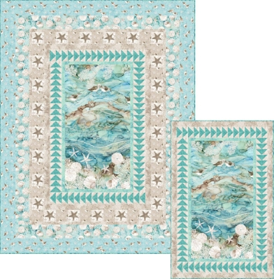 binding Quilt size 58 x 81  includes pattern Quilt Kit -Yankee Doodle Sweetheart by Dan DiPaolo Patriotic fabric for top