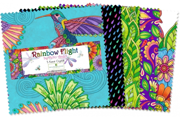 c12bffc5bbc4 Wilmington Rainbow Flight by Hello Angel 508 584 508 5