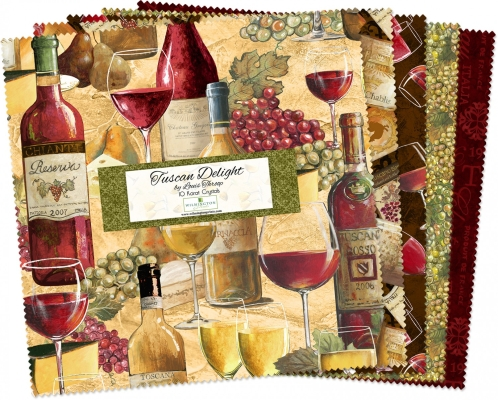 Wine and Champagne Corks Pattern Background Keyboard Decals by Moonlight Printing for 11 inch MacBook Air