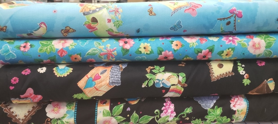The Siren/'s Embrace Fabric Quilt Block Multi Sizes FrEE ShiPPinG WoRld WiDE