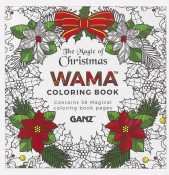 WAMA The Magic Of CHRISTMAS Coloring Book EX28561 699 Each