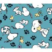 a4839465a102 Springs Peanuts SPR 69399 Snoopy Woodstock Toss  8.50 yd PREORDER DUE  AUG SEPT  19